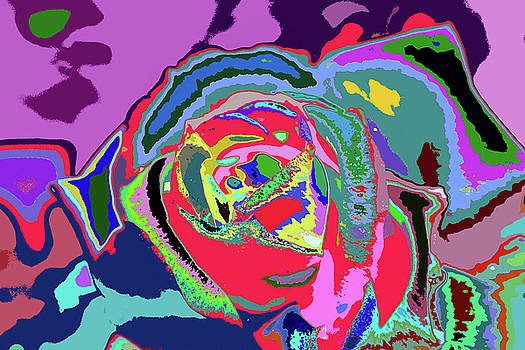 Fragrance Of Color  by Kenneth James