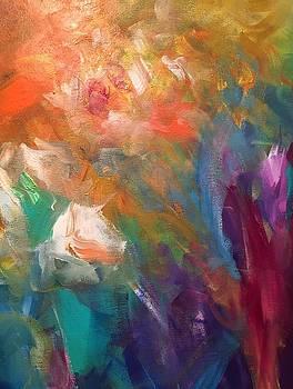 Fragrant breeze by Heather Roddy