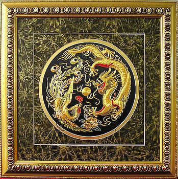 Fancy Embroidery Artwork For Sale Changsha Hunan China