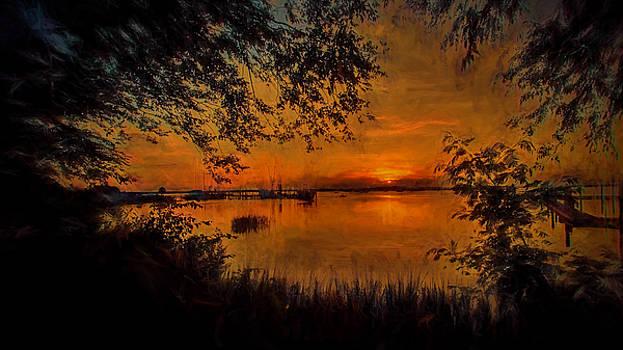 Dave Bosse - Framed Sunset