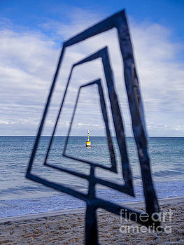 Framing a Sculpture by Serene Maisey