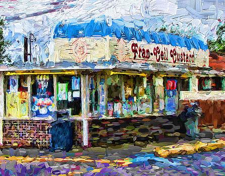 Fran-Ceil Custard by John Freidenberg