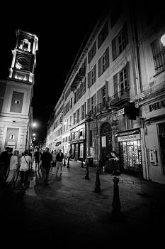 Jason Smith - France at Night