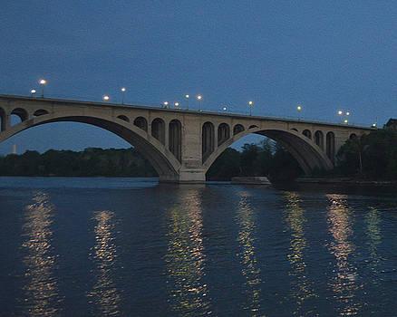 Francis Scott Key Bridge by Christopher Kerby