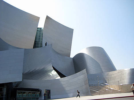 Frank Gehry in LA by Sean Owens