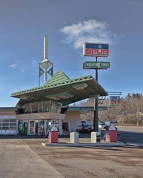 Susan Rissi Tregoning - Frank Lloyd Wright Gas Station