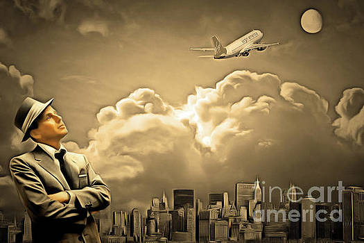 Wingsdomain Art and Photography - Frank Sinatra Fly Me To The Moon 20170506 v2