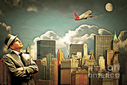 Wingsdomain Art and Photography - Frank Sinatra Fly Me To The Moon New York 20170506 v3