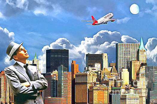 Wingsdomain Art and Photography - Frank Sinatra Fly Me To The Moon New York 20170506 v4