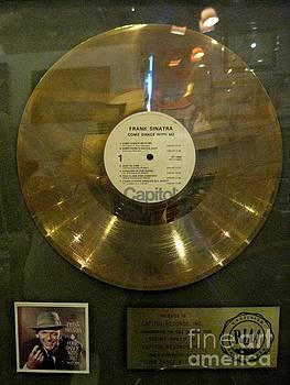 John Malone - Frank Sinatra Gold Record