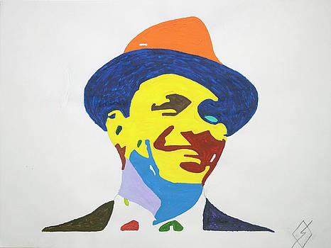 Frank Sinatra Smile by Stormm Bradshaw