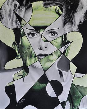 Franken-Bride by Joe Dragt