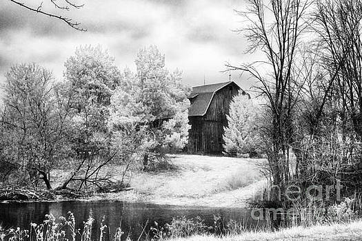 Frankenmuth Farm by Jeff Holbrook