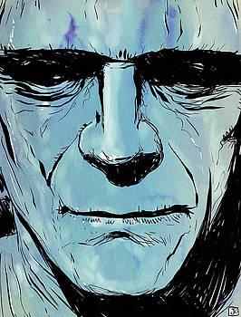 Frankenstein by Giuseppe Cristiano