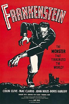 Daniel Hagerman - FRANKENSTEIN MOVIE LOBBY PROMOTION 1931
