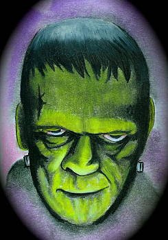 Frankenstein by Photos by Staci Art by Douglas