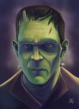 Frankenstein's Monster by Matt James