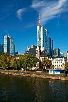 Frankfurt am Main by Franz Fotografer
