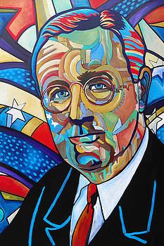 Franklin D. Roosevelt  by Gray