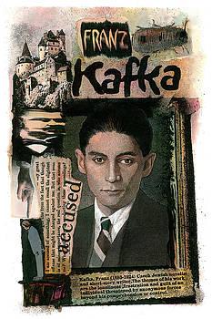 Franz Kafka by John Dyess