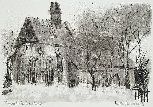 Martin Stankewitz - Frauenkirche Lienzingen