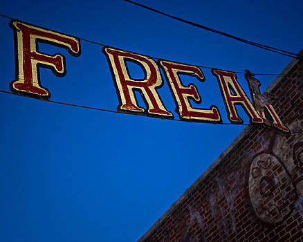 Freak by Tiffany Smith