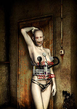 Freaks - The First Girl in the Basment by Luca Oleastri