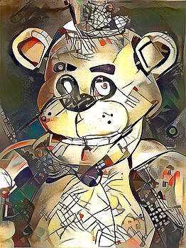 Freaky Fazbear by Paul Van Scott