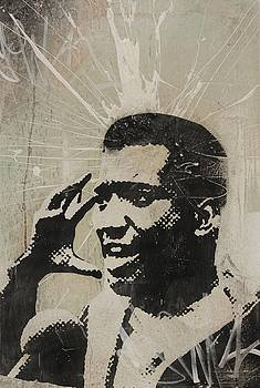 Fred Hampton by Dustin Spagnola