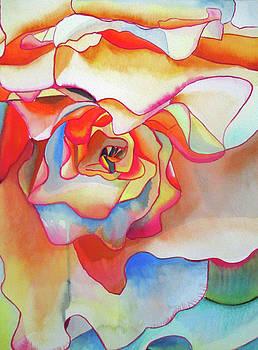 Fred Martin Begonia by Sacha Grossel