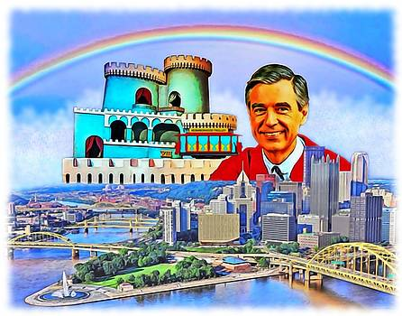 Fred Rogers   by Charles Ott