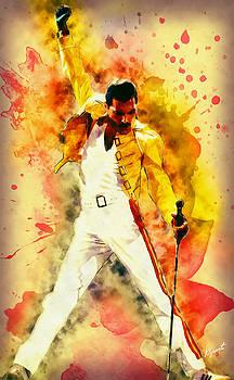 Freddie Forever by Kai Saarto