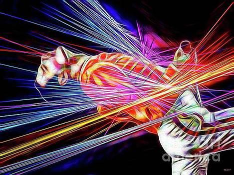 Freddie M. in Color by Daniel Janda