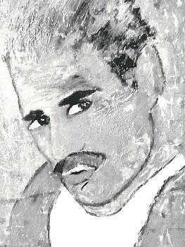 Freddie Mercury - Expressiveness  by Iancau Crina