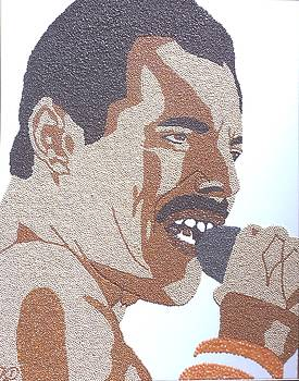 Freddie Mercury by Kovats Daniela