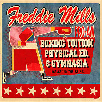 Freddie Mills by Daviz Industries