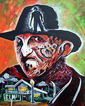 Freddy Krueger by Ottoniel Lima