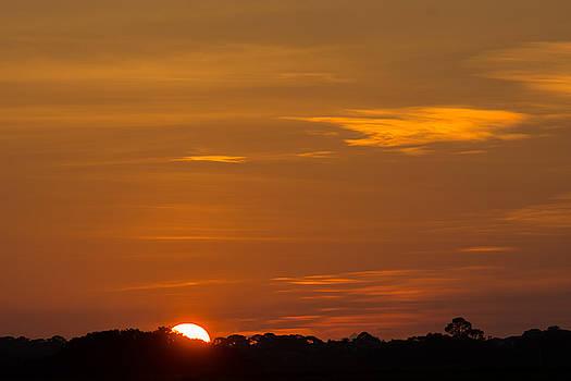 Chris Bordeleau - Frederica Marsh Golden Hour Sunrise