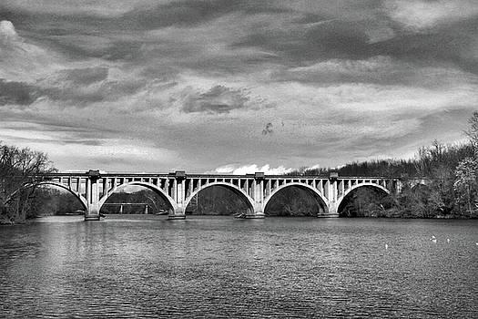 Fredericksburg R R by Troy  Skebo
