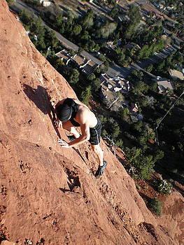 Free Climb by Maria Mills