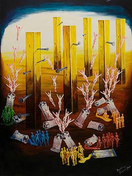 Free Imagination by Santiago Ribeiro