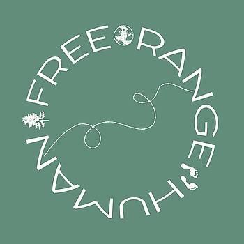 Free Range Human Circle by Heather Applegate