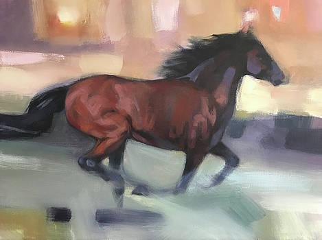 Free Spirit by Farhan Abouassali