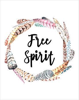 Free Spirit by Jaime Friedman