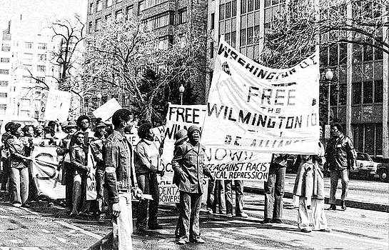 Walter Oliver Neal - Free The Wilmington Ten March and Demonstration 2