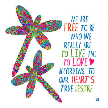 Free To Be by Lisa Weedn