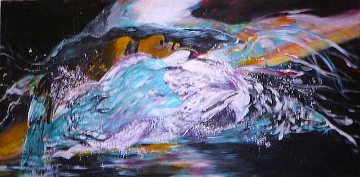 Free to dream--per chance to fall asleep by Adhishray Thaje