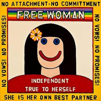 Free Woman by MaryAnn Kikerpill