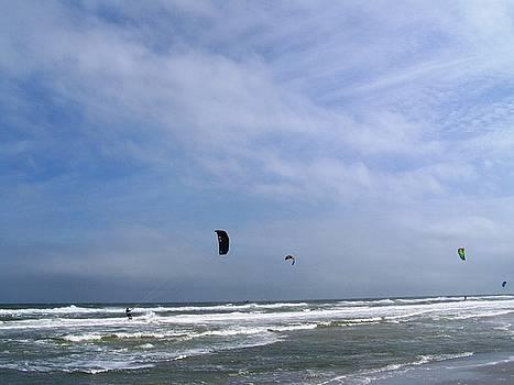 Patricia Taylor - Freedom 2 Kite Boarding