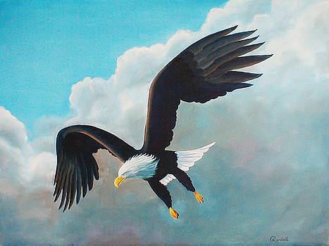 Freedom Eagle by Randall Brewer